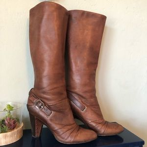 Frye - Womens Tall Leather Boot